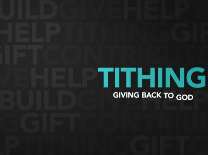 CLEAN TYPE TITHING