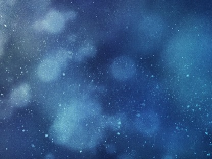 COLORFUL DUST BLUE