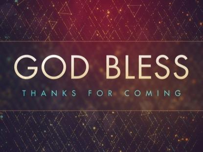 COLOR MATRIX GOD BLESS