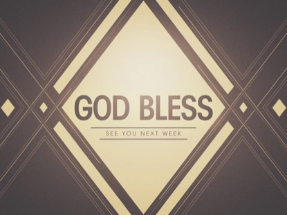 DIAMOND LINES - GOD BLESS