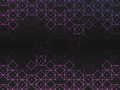 DIAMOND PATTERN PURPLE