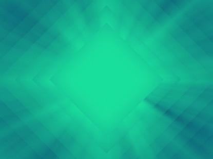 DIAMOND RAYS GREEN