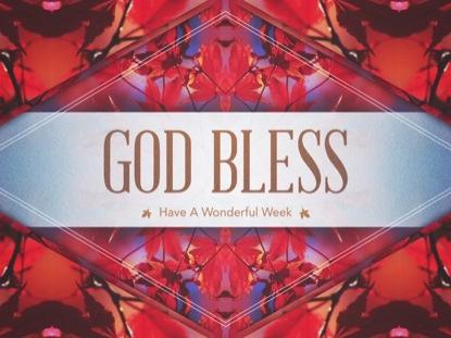 FALL KALEIDOSCOPE GOD BLESS