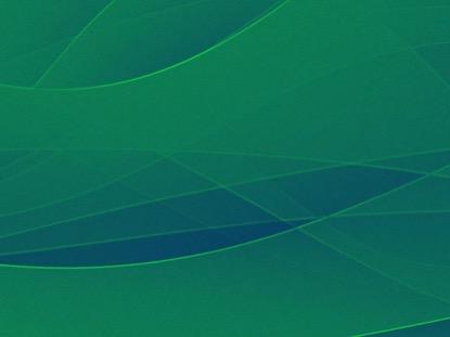 GRADIENT LINES GREEN