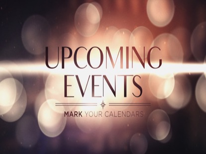 HOLIDAY BOKEH UPCOMING EVENTS