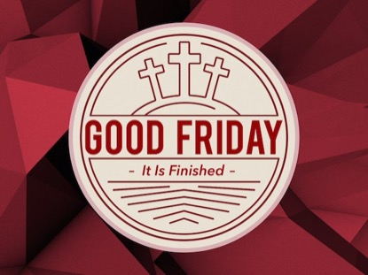 LOW POLY GOOD FRIDAY