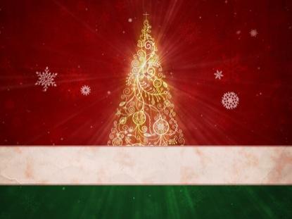 MERRY CHRISTMAS BLANK