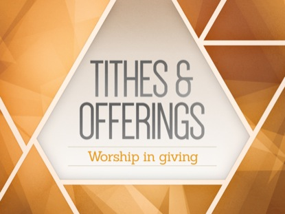 MODERN ANGLES TITHES