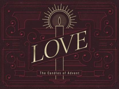ORNATE ADVENT LOVE