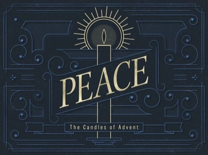 ORNATE ADVENT PEACE