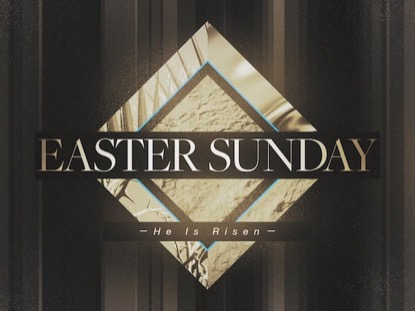 PHOTO DIAMOND: EASTER SUNDAY