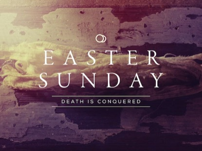 PORTRAITS OF PASSION: EASTER SUNDAY