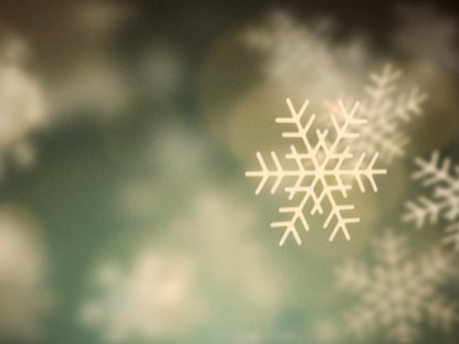 SNOWFLAKES VINTAGE