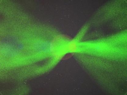 SPACE MATTER GREEN