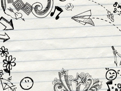 STUDENT MINISTRY PAPER BLANK