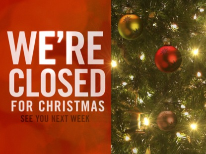 were closed for christmas igniter media worshiphouse media - Closed For Christmas