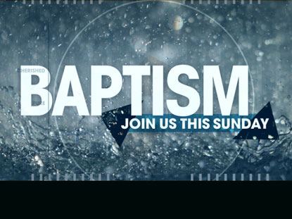 BAPTISM RAIN TITLE