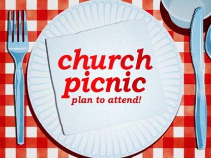 church picnic background - photo #2