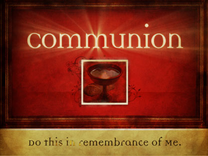COMMUNION RIPPLE
