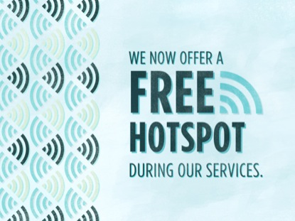 FREE HOTSPOT
