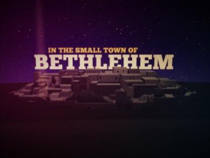 MERRY CHRISTMAS BETHLEHEM