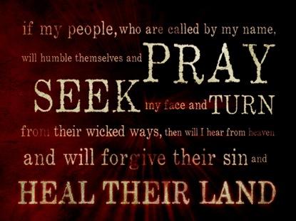 SEEK PRAY TURN