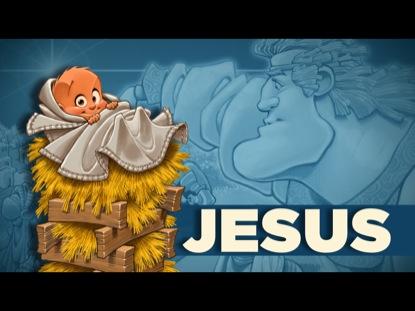 JESUS - DENNIS JONES CHARACTER PORTRAITS