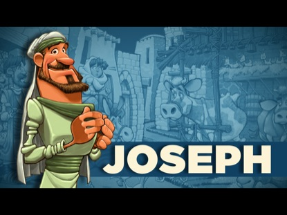 JOSEPH - DENNIS JONES CHARACTER PORTRAITS