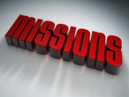 MISSIONS MOTION SLIDE