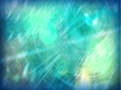 BLUE GREEN BLUR ROTATION