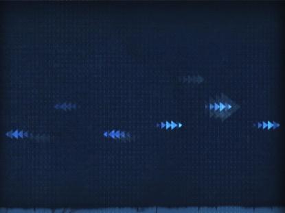 DARK BLUE ARROWS
