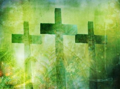 PALM SUNDAY: CROSSES