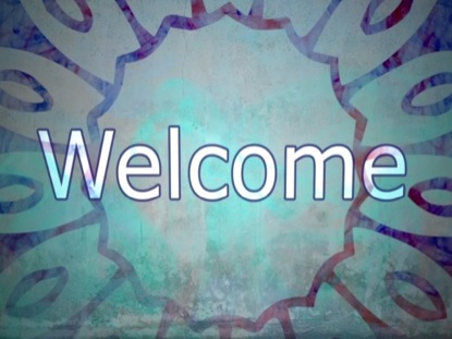 SPRING GRUNGE WELCOME