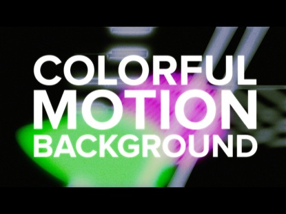 COLORFUL MOTION BACKGROUND