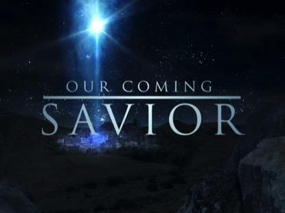 OUR COMING SAVIOR MOTION LOGO