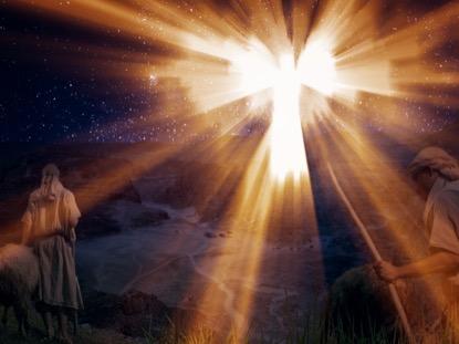 OUR COMING SAVIOR SHEPHERD