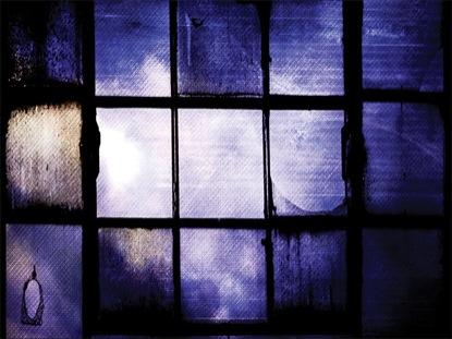 CLOUDED WINDOW