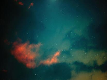 EVENING STAR CLOUDS