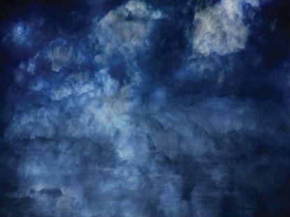 INFINITE CLOUDS BLUE