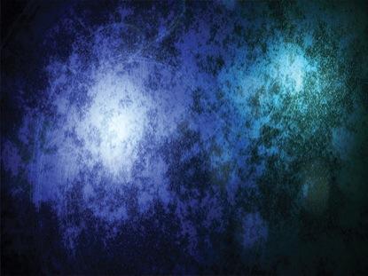 LIGHT IN BROKENNESS BLUE