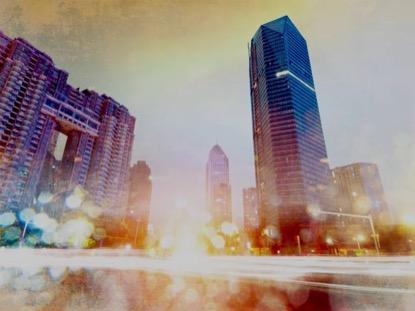 CITYSCAPE GLOW