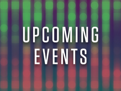 LIGHT SHAPES UPCOMING EVENTS