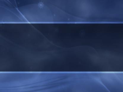 BLUE FLOW LETTERBOX