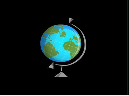 spinning globe bumper timbuktoons worshiphouse media