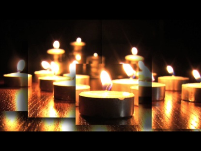 FLOATING CANDLE PANES LOOP