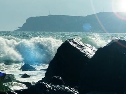 BEACH WAVES 5