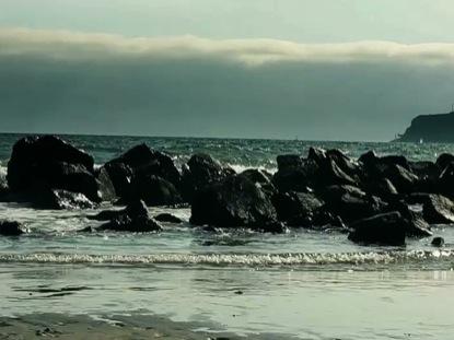 BEACH WAVES 6