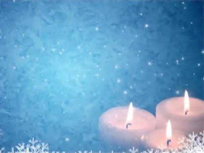 CHRISTMAS HOLIDAYS CANDLES