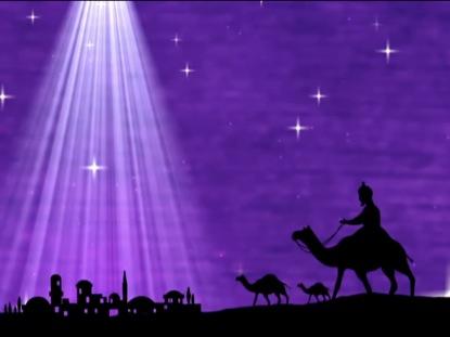 CHRISTMAS MOTION WORSHIP