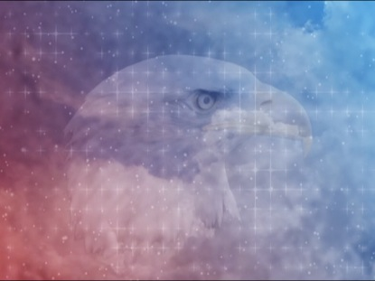 EAGLE HEAD JULY FOURTH BACKGROUND